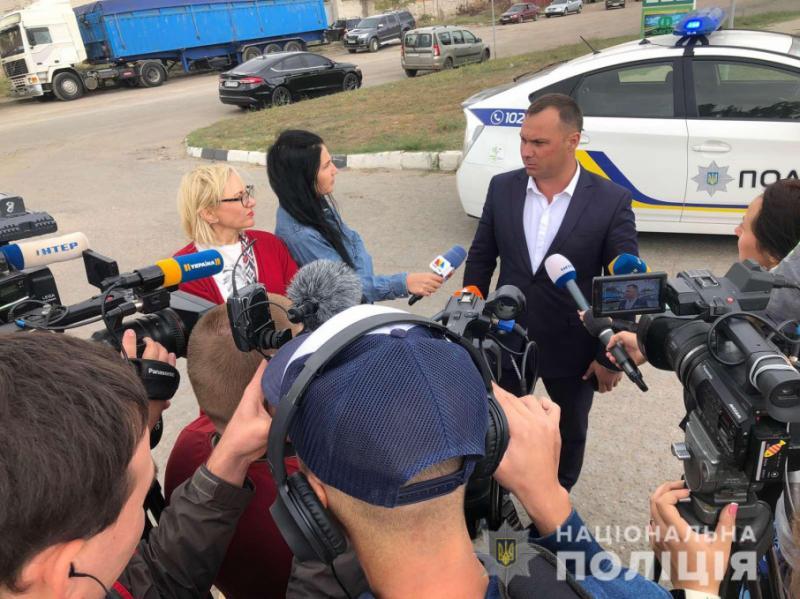 Поліція назвала версії потрійного вбивства на АЗС у Миколаєві