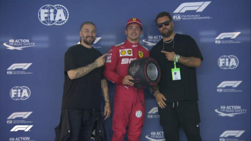 Шарль Леклер з Монако виграв кваліфікацію Гран-прі Сінгапуру у автоперегонах Формули-1