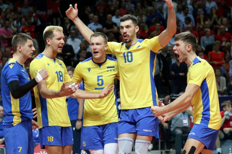 Юрій Семенюк – кращий блокуючий гравець Євро-2019 з волейболу