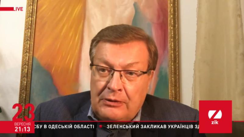 Скандал Україна-США: Грищенко заявив про патовість для Зеленського