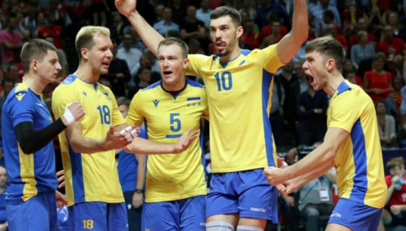 На Євро-2019 з волейболу збірна України сьогодні вперше зіграє у 1/4 фіналу континентального форуму