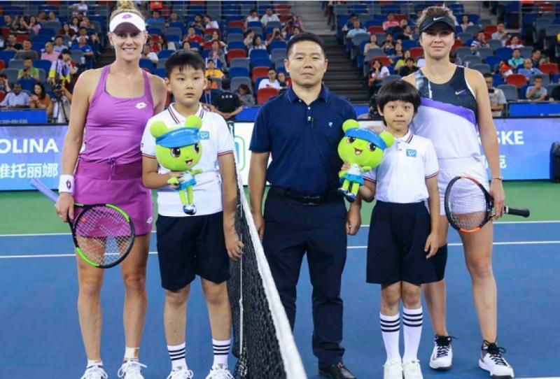 Еліна Світоліна зазнала поразки у чвертьфіналі тенісного турніру WTA в Ухані