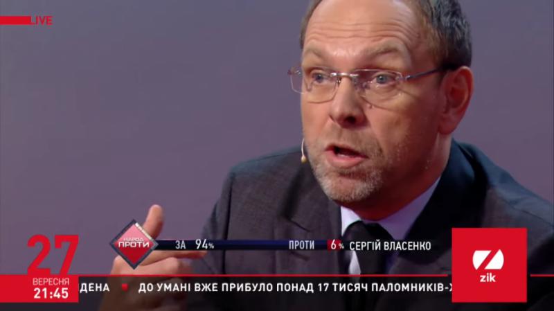 Гектари родючих українських чорноземів – питання нацбезпеки, – Власенко