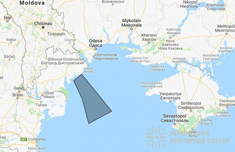 На Одещині 3 та 4 жовтня відбудуться ракетні стрільби