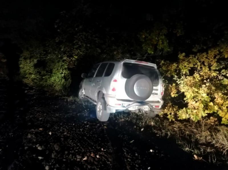 На Луганщині прикордонники із застосуванням зброї запобігли спробі порушення держкордону