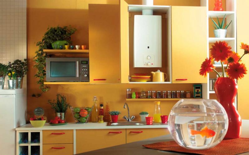 Як вибрати газовий котел для квартири
