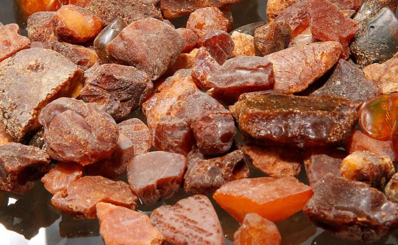 Комітет Верховної Ради створив робочу групу із врегулювання питання щодо видобутку бурштину