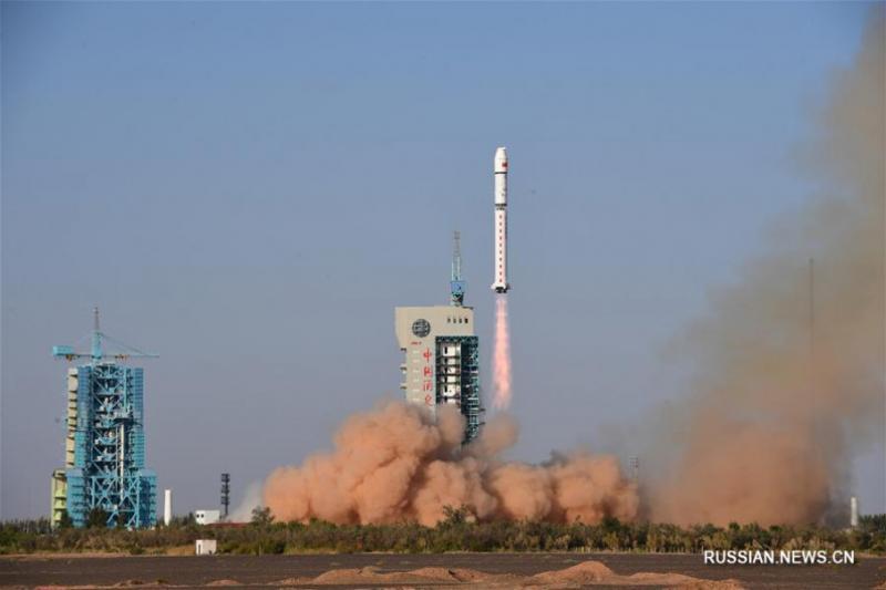 У Китаї запустили супутник, що боротиметься зі стихійними лихами