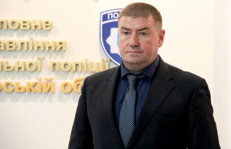 Поліцію Житомирщини очолив полковник поліції Сергій Крупєй