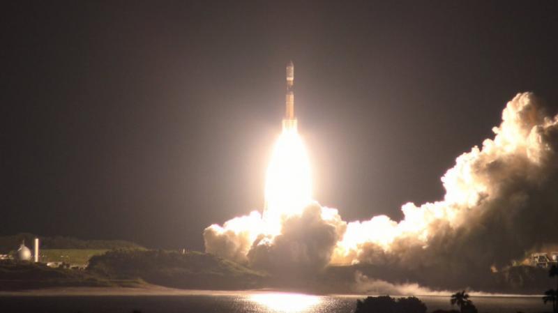 Японія запустила вантажний космічний корабель до МКС