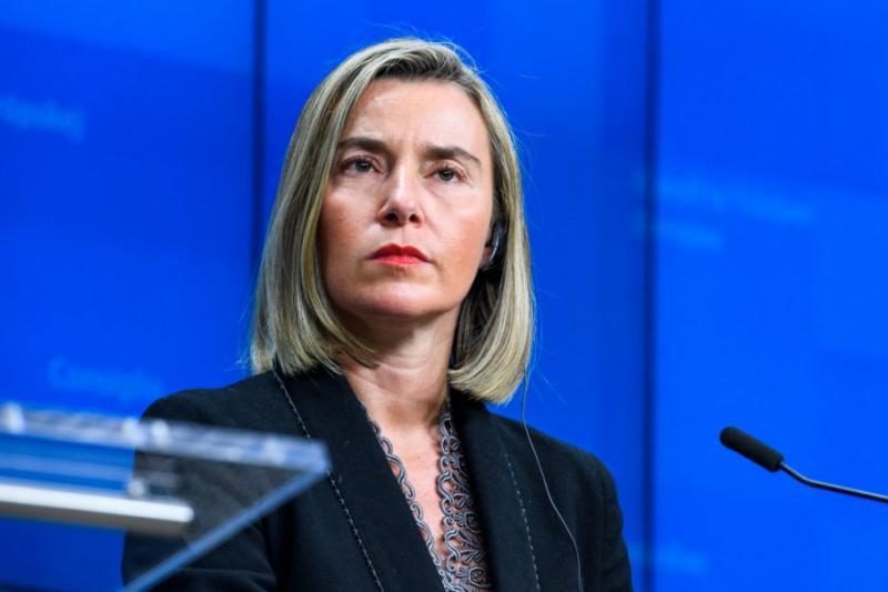 ЄС чекає від влади України повноцінного розслідування нападу на будівлю телеканалу «112 Україна», - Могеріні