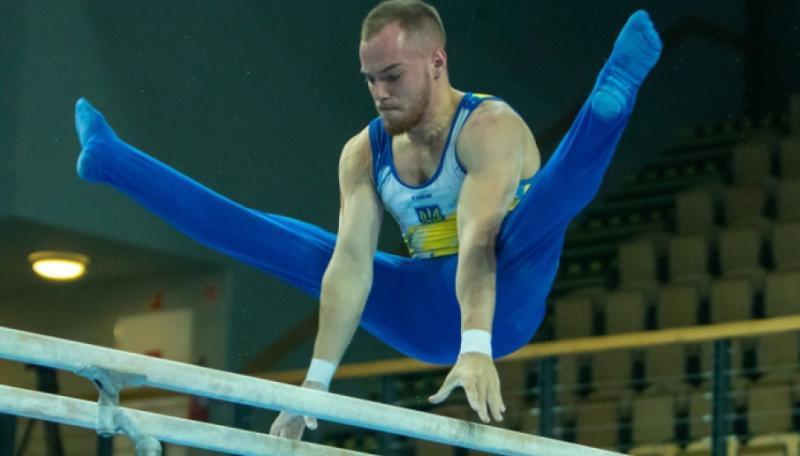 На етапі Кубка світового виклику з спортивної гімнастики в Угорщині українці завоювали дев'ять медалей