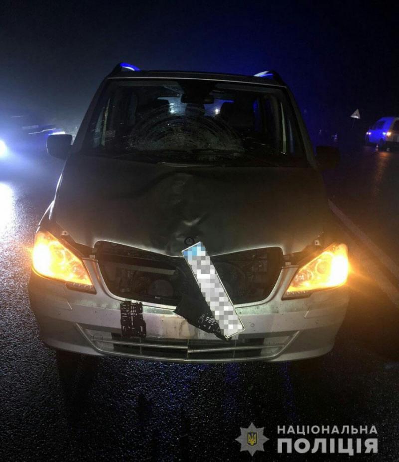 Смертельна ДТП на Житомирщині: На чоловіка двічі скоїли наїзд