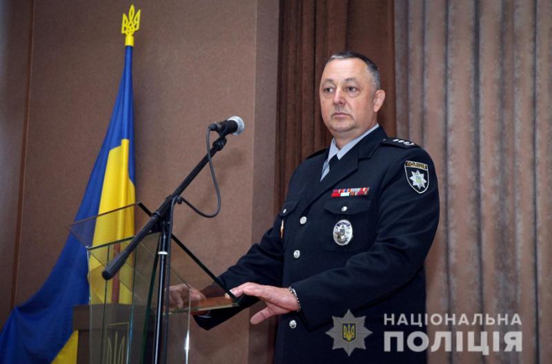 Князєв призначив нового керівника поліції Хмельниччини