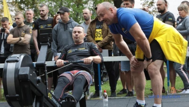 У складі збірної України на Ігри Нескорених-2020 у Гаагу поїдуть 20 військових з пораненнями