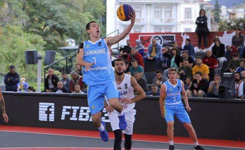 На юніорському Євро-2019 з баскетболу 3х3 українці програли матч за «бронзу»