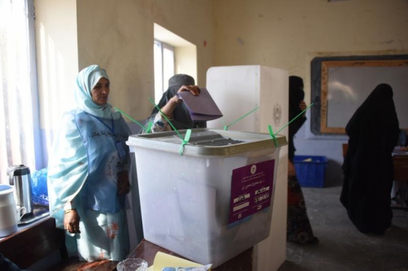 Пакистан перекрив кордон з Афганістаном через президентські вибори