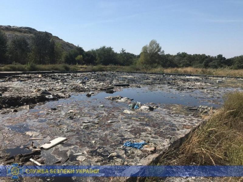 Посадовці «Укргазвидобування» привласнювали кошти під час утилізації небезпечних відходів, – СБУ