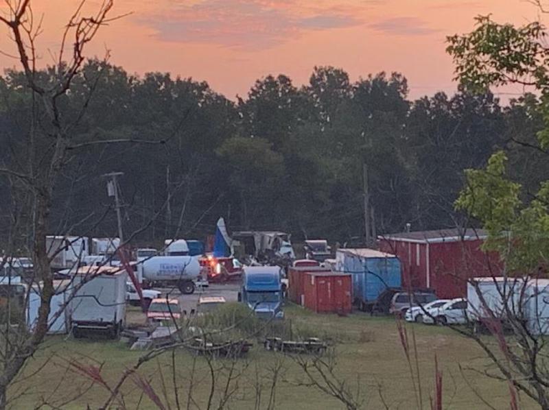 У США розбився вантажний літак, двоє осіб загинули
