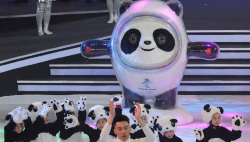Офіційно: Панда Бін Двень Двень стала талісманом Зимової Олімпіади-2022 в Пекіні