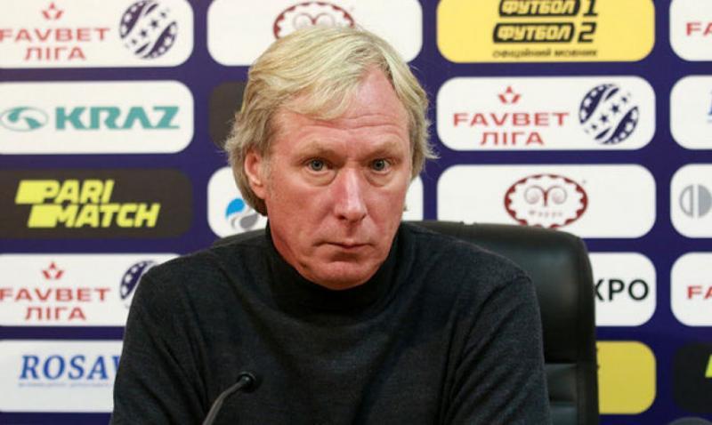 Тренер «Динамо» Михайличенко: Головне, ми зіграли надійно в обороні і реалізували свої шанси в атаці