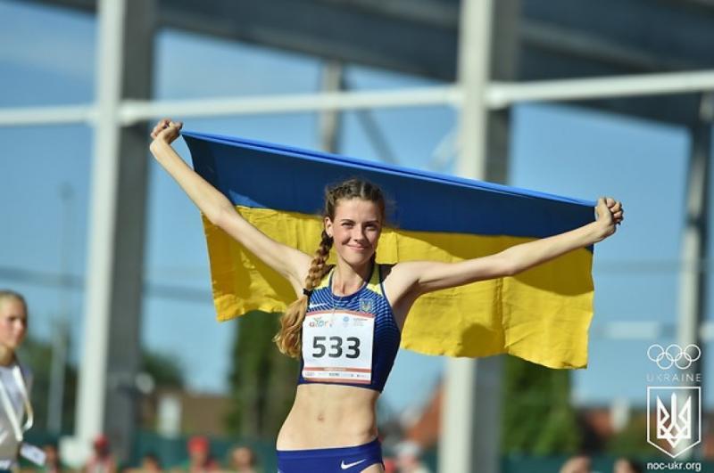 Легкоатлетка Ярослава Магучіх – у ТОП-5 претендентів на звання найкращого юного атлета Європи