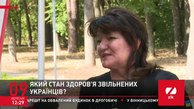 Едема Бекірова перевели до кардіоцентру, – дружина звільненого політв'язня