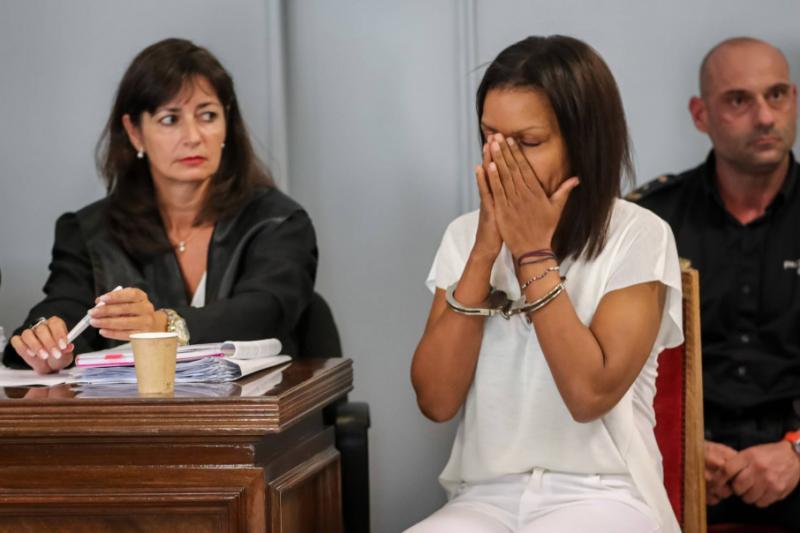 У Іспанії жінку вперше в історії засудили до довічного ув'язнення
