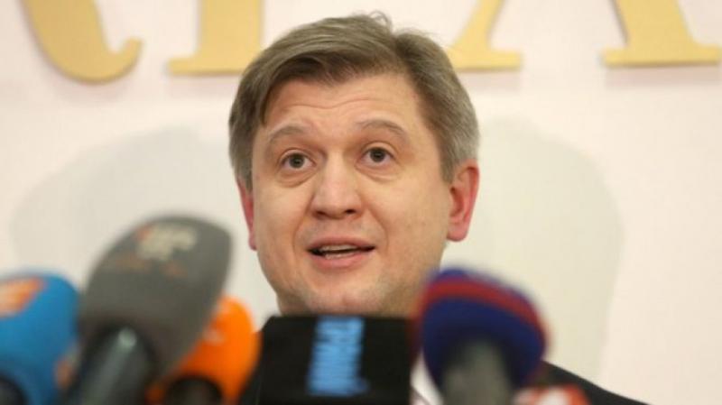 В Офісі Президента прокоментували заяву Данилюка