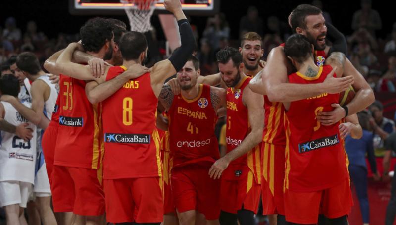 Збірна Іспанії з баскетболу обіграла Аргентину в фіналі ЧС-2019 і вдруге здобула «золото» Мундіалю