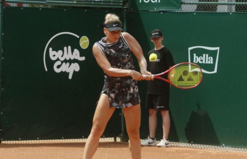 Марта Костюк зіграє у чвертьфіналі тенісного турніру ITF у Валенсії