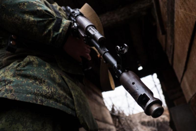 Бойовики на Донбасі сьогодні сім разів обстріляли українських військових, – Міноборони