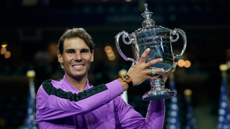 Іспанський тенісист Рафаель Надаль став чотириразовим переможцем US Open