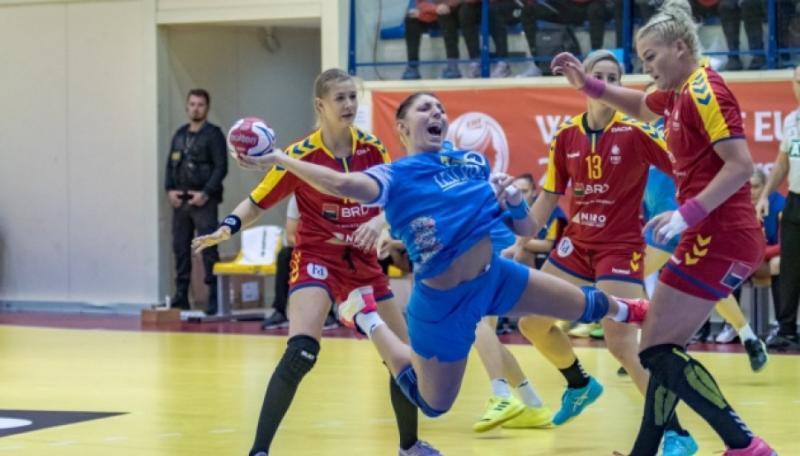 Українські гандболістки у гостях програли румункам на старті відбору на Євро-2020