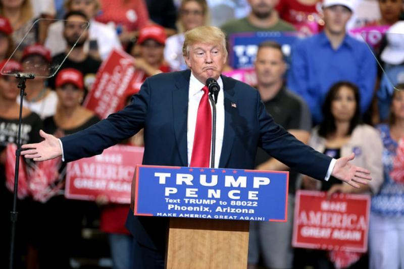 Трамп заявив, що обговорював з Зеленським корупцію та згадував Байдена