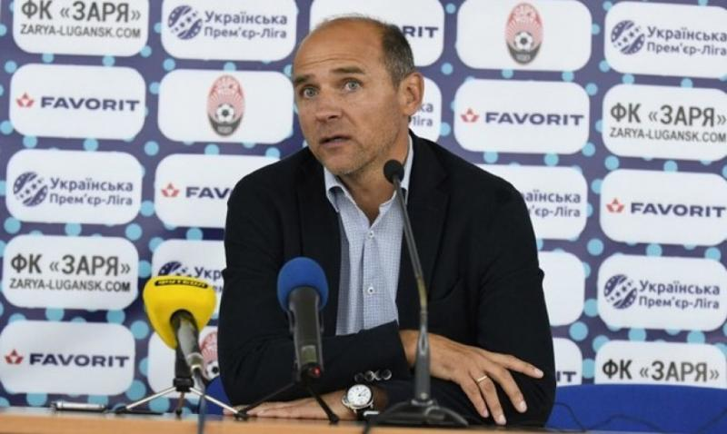 Тренер «Зорі» Віктор Скрипник: За поразку від «Шахтаря» нам не соромно