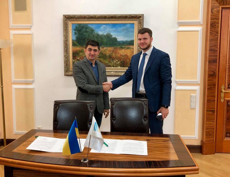 Міністерство інфраструктури України підписало Меморандум про співпрацю із Кадровим резервом України