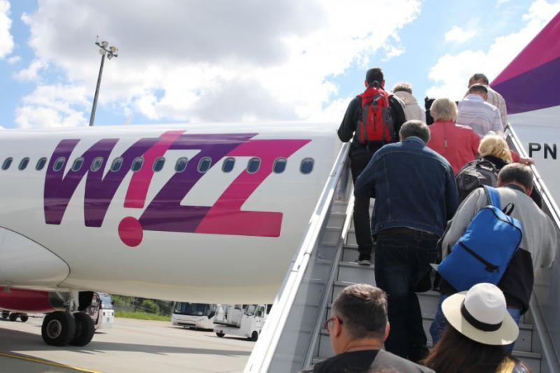 Wizz Air запускає нові рейси зі Львова та Харкова