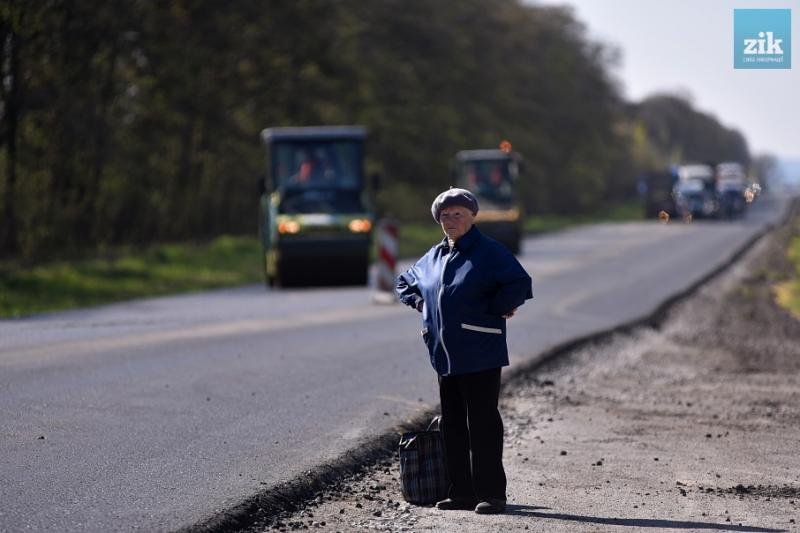 Рада ухвалила у першому читанні законопроєкт щодо відповідальності місцевої влади за дороги місцевого значення