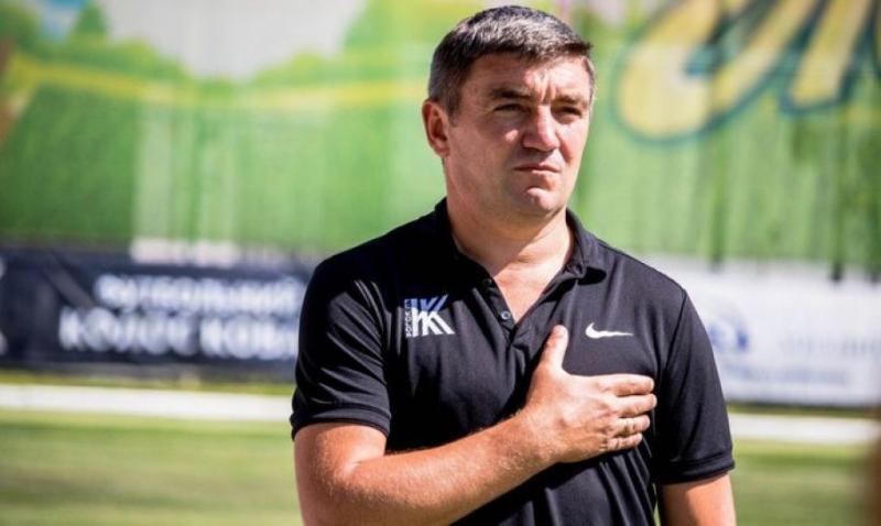 Руслан Костишин – перший тренер в історії Прем'єр-ліги, якого дискваліфікували за жовті картки
