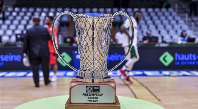 «Київ-Баскет» може зіграти з БК «Дніпро» в одній групі Кубка Європи ФІБА