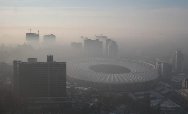 Густий туман у Києві: Директор гідрометцентру назвав причину