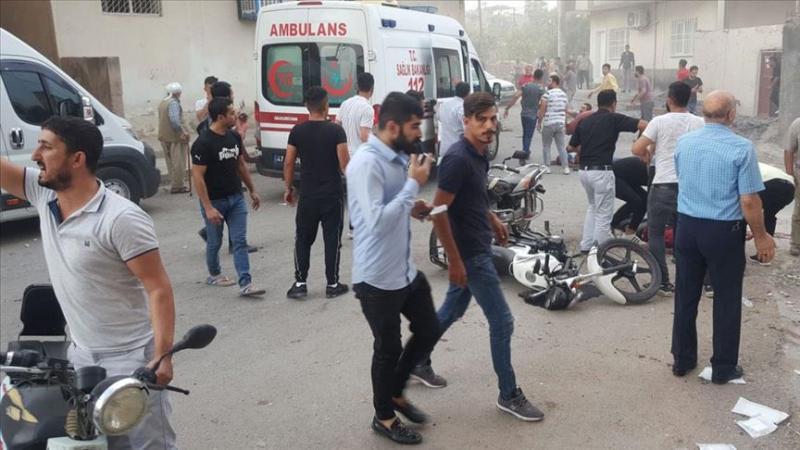 Турецьке місто обстріляли із Сирії: є поранені
