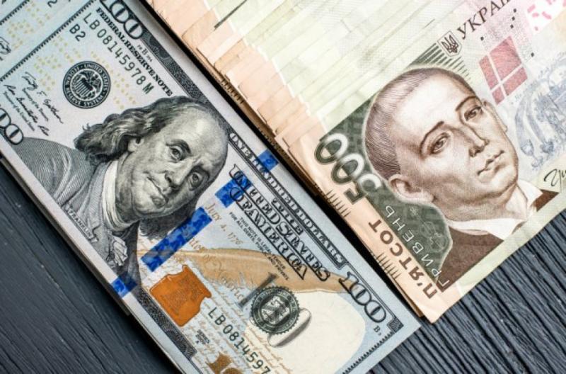 НБУ: Офіційний курс гривні встановлений на рівні 25,17 грн / долар