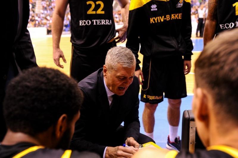 Тренер «Київ-Баскету» Айнарс Багатскіс: Досвід матчів у Лізі чемпіонів стане нам у нагоді