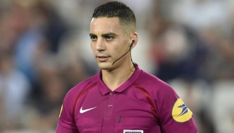 Матч Ліги Європи УЄФА «Лугано» – «Динамо» судитиме француз Карім Абед