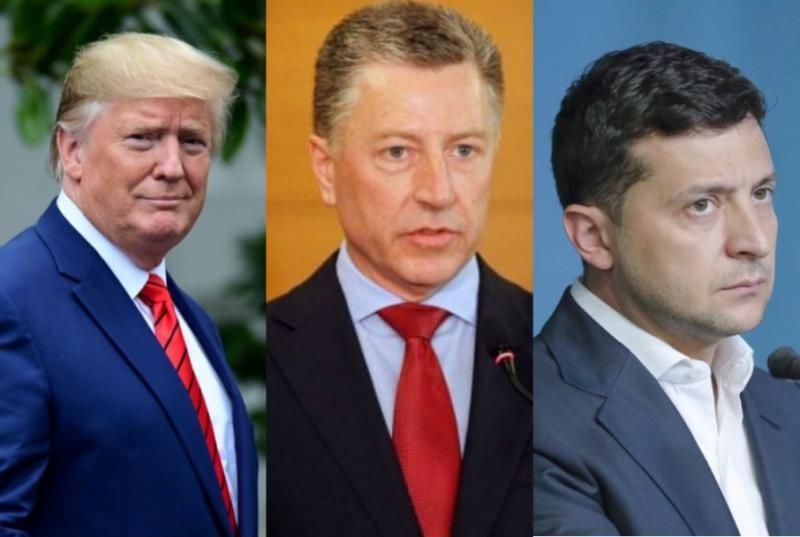 Опинився «крайнім»: Як Курт Волкер пов'язаний з можливим імпічментом Дональда Трампа
