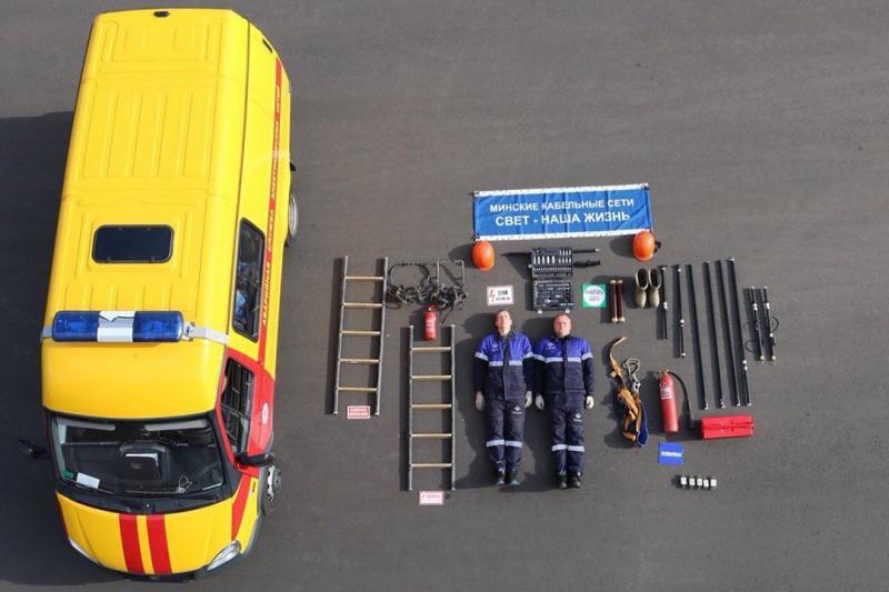 #TetrisChallenge: Як звичайні рятувальники стали відомими на весь світ
