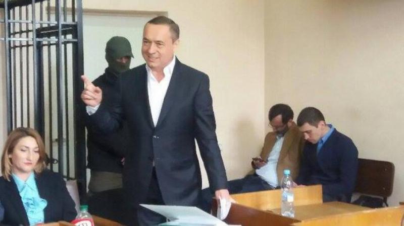 Справу одіозного екснардепа Мартиненка передали до Антикорупційного суду