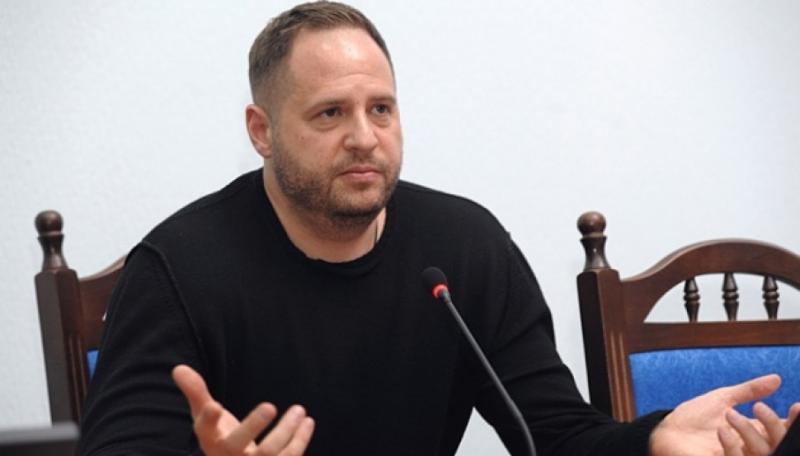 Працюю з президентом і на президента: Хто такий Андрій Єрмак